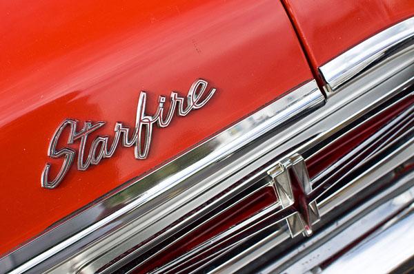 1964 Oldsmobile Starfire Logo