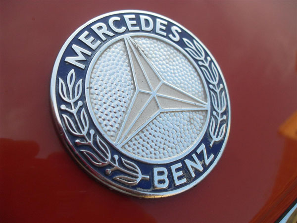 1982 Mercedes Benz 380-SL