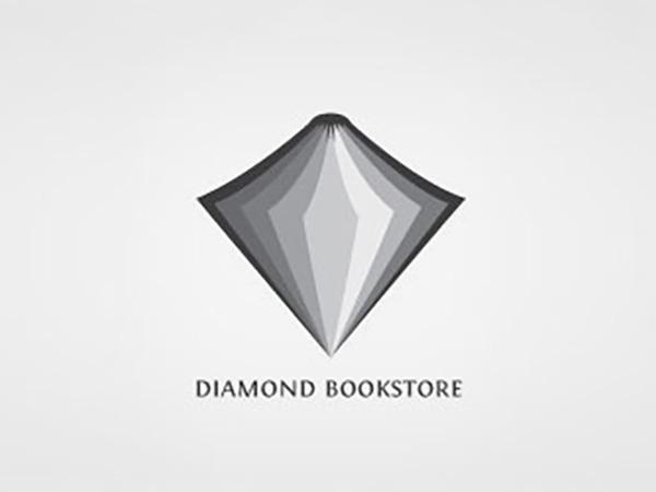 Diamond Bookstore Logo