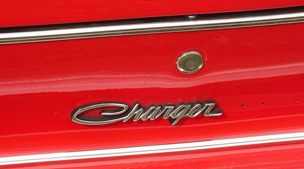 Dodge Charger RT Logo
