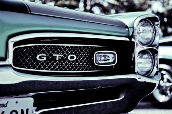 Pontiac GTO Logo