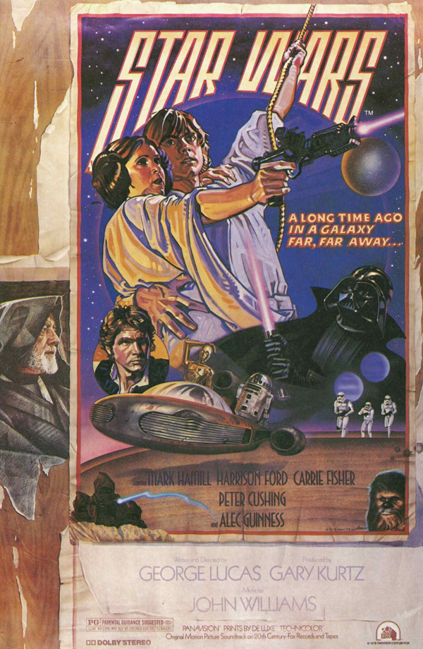 Star Wars 1978 Poster