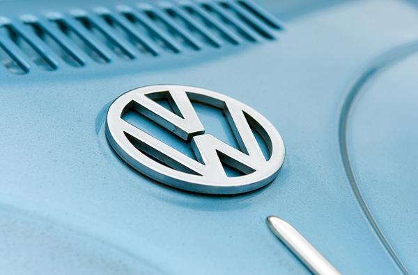 Volkswagen VW Badge Logo