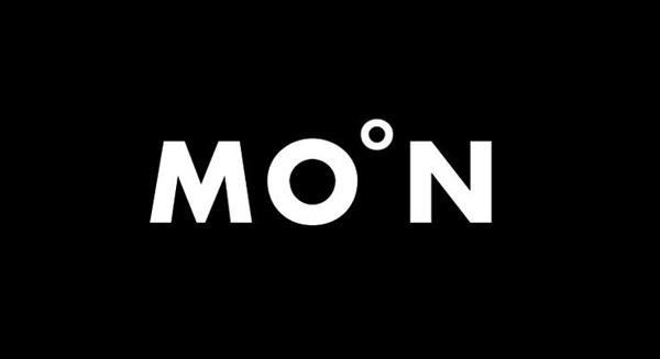 Moon Word as Image by Ji Lee