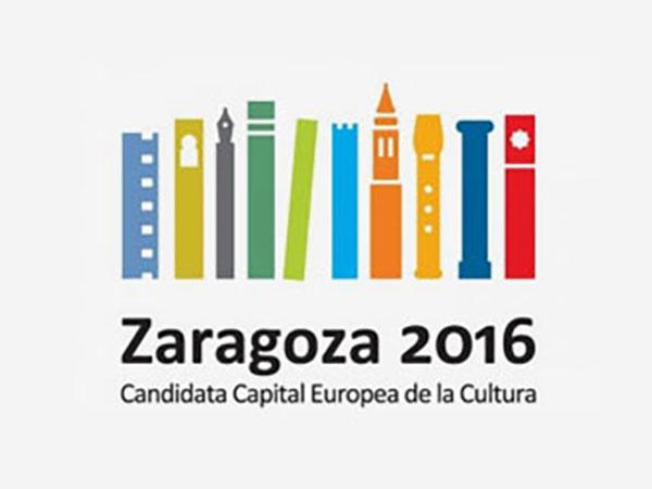 Zaragoza 2016 Logo