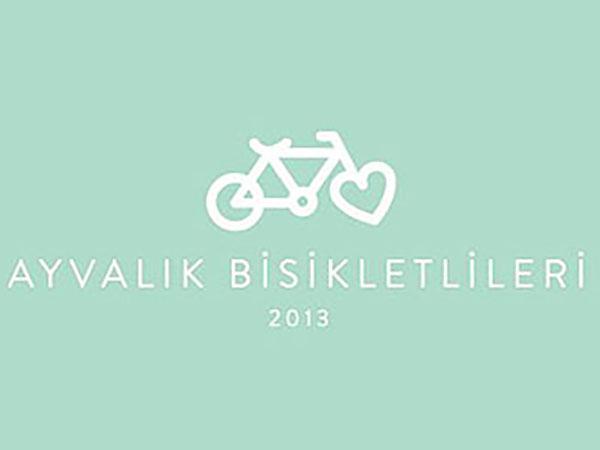 Ayvalik Bisikletlileri Logo