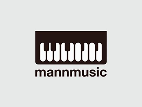 Mann Music Logo