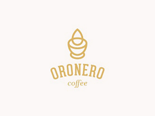 Oronero Coffee Logo