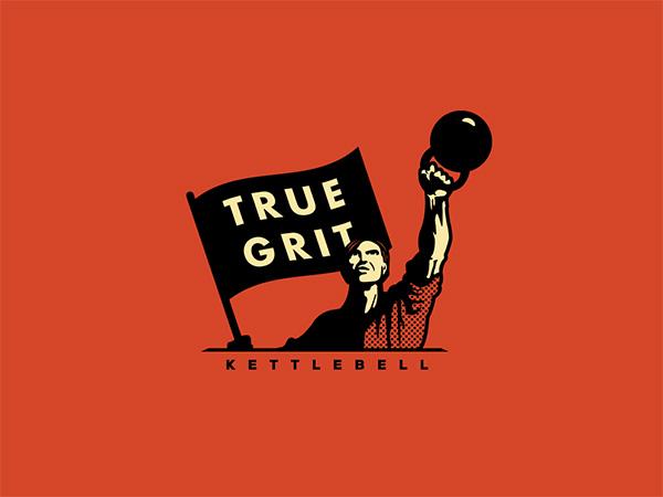 True Grit Kettlebell Logo