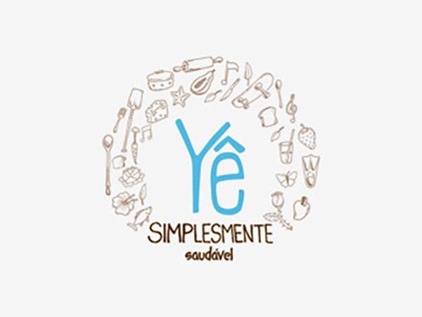 Yê Simplesmente Saudável Logo
