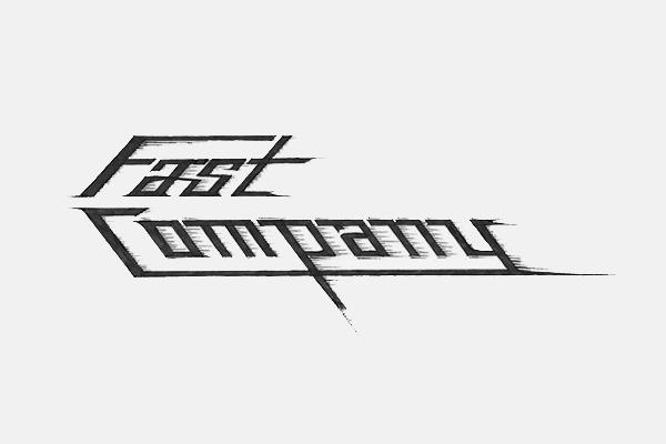 Fast Company Death Metal Logo