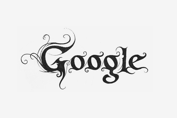 Google Death Metal Logo