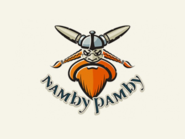 Namby Pamby Logo