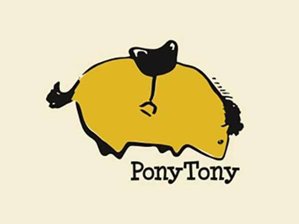 Pony Tony Logo