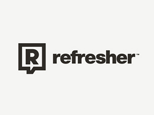 Refresher Logo
