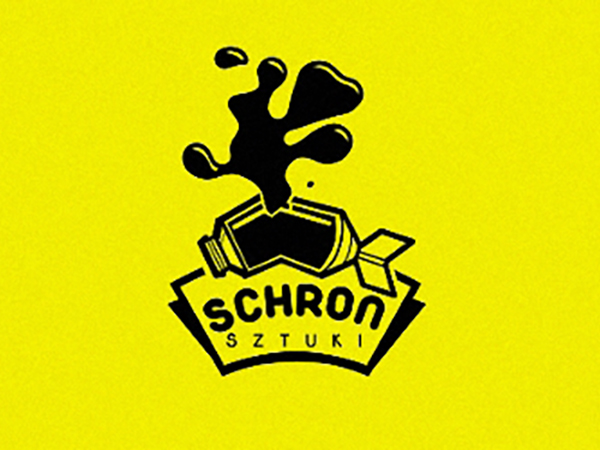 Schron Sztuki Logo