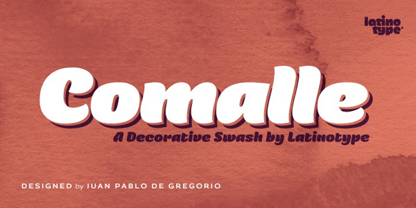 Comalle Font