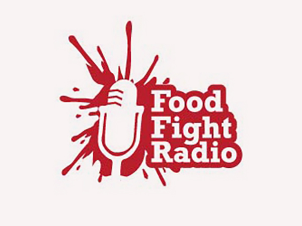 Food Fight Radio Logo