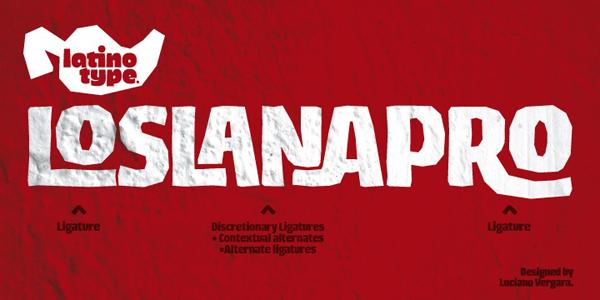 Loslana Font