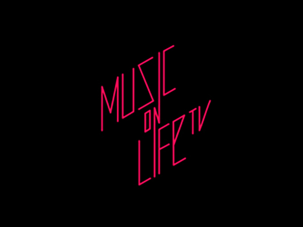 Music on Life TV Logo