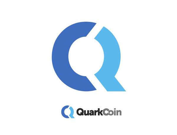 Quarkcoin Logo Submission Made by Castle