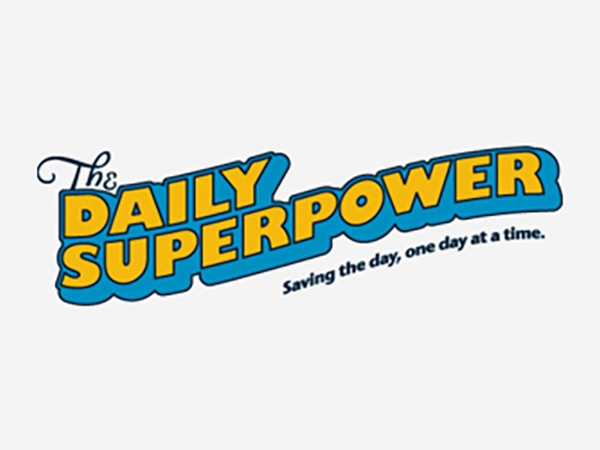 The Daily Superpower Logo