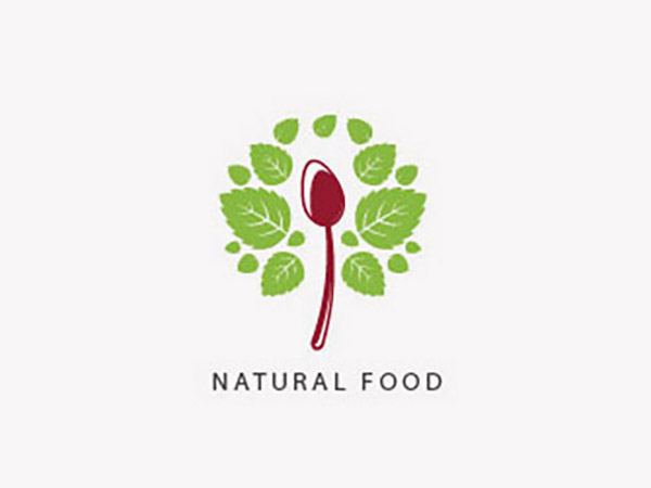 Natural Food Logo