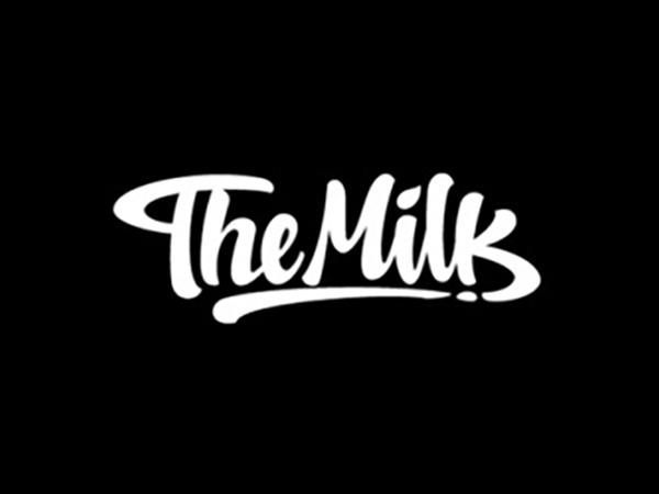 The Milk Logo