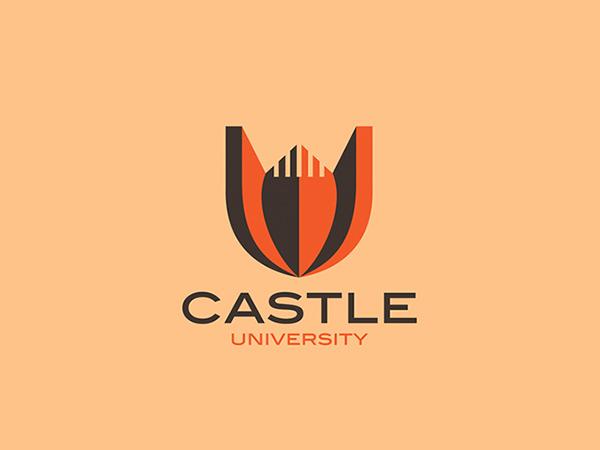 Castle University Logo