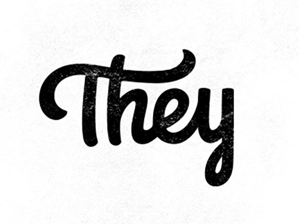 They Logo