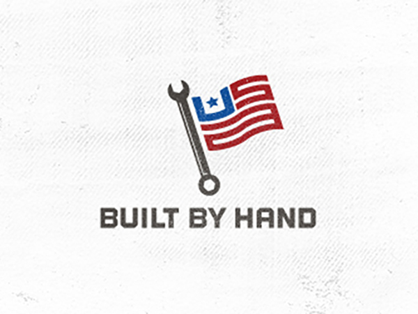 Built by Hand Logo