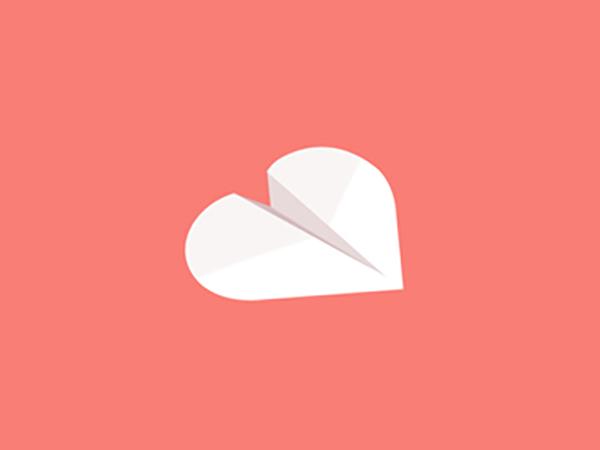 Paper Heart Logo