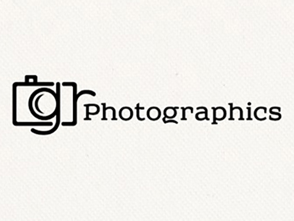 GR Photographics Logo