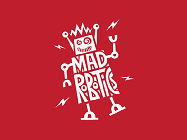 Mad Robotics Logo