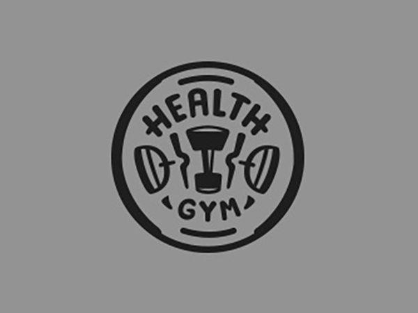 Health Gym Logo