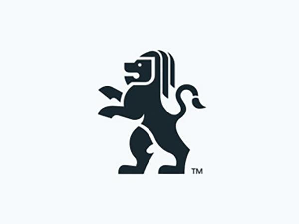 Rasta Lion Logo