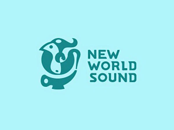 New World Sound Logo