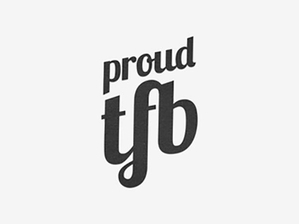 Proud TFB Logo