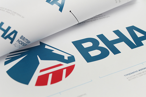 The BHA New Logo
