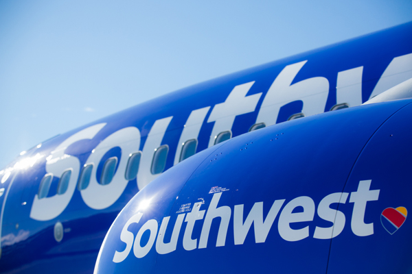 Southwest Airlines New Logo Reveals Brand New Heart