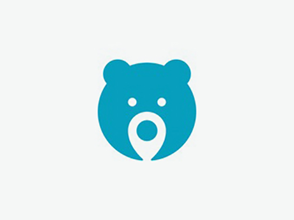 Bear Maps Logo