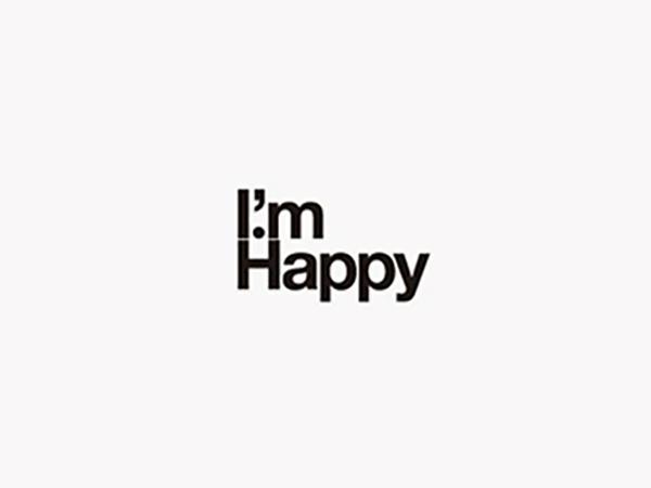 I'm Happy Logo
