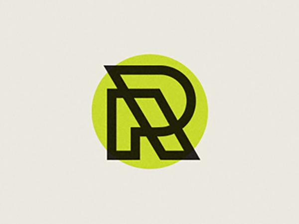 R Icon Logo
