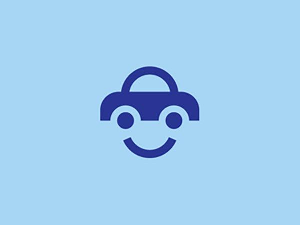 Friendly Car Logo