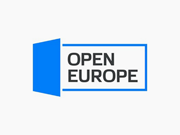 Open Europe Logo
