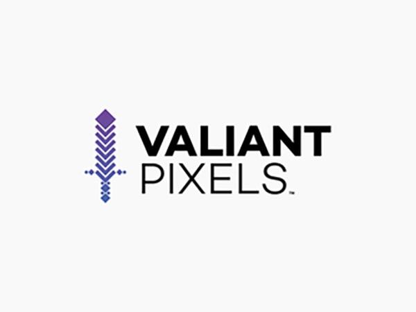Valiant Pixels Logo