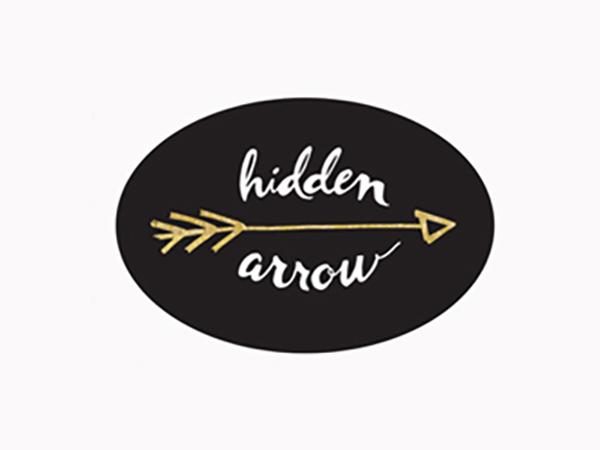Hidden Arrow Logo