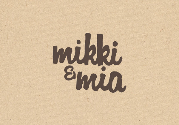Mikki&Mia Facebook eBusiness Identity by Big Creative