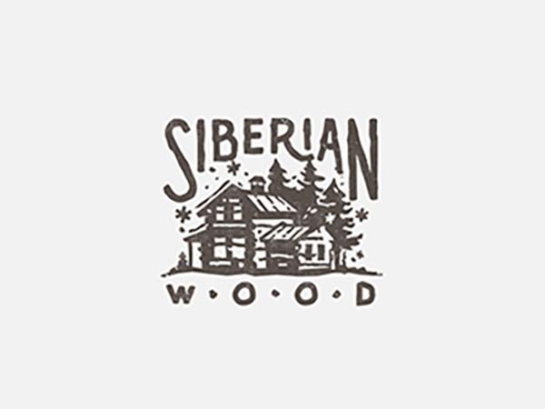 Siberian Wood Logo