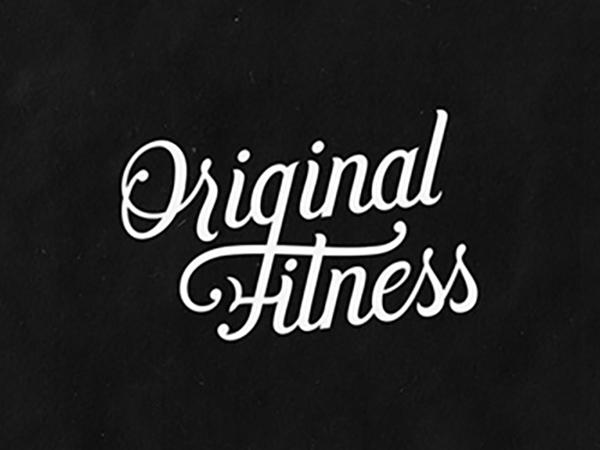 Original Fitness Logo